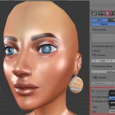 [Intermédiaire] Sims4studio - Création de boucles d'oreilles